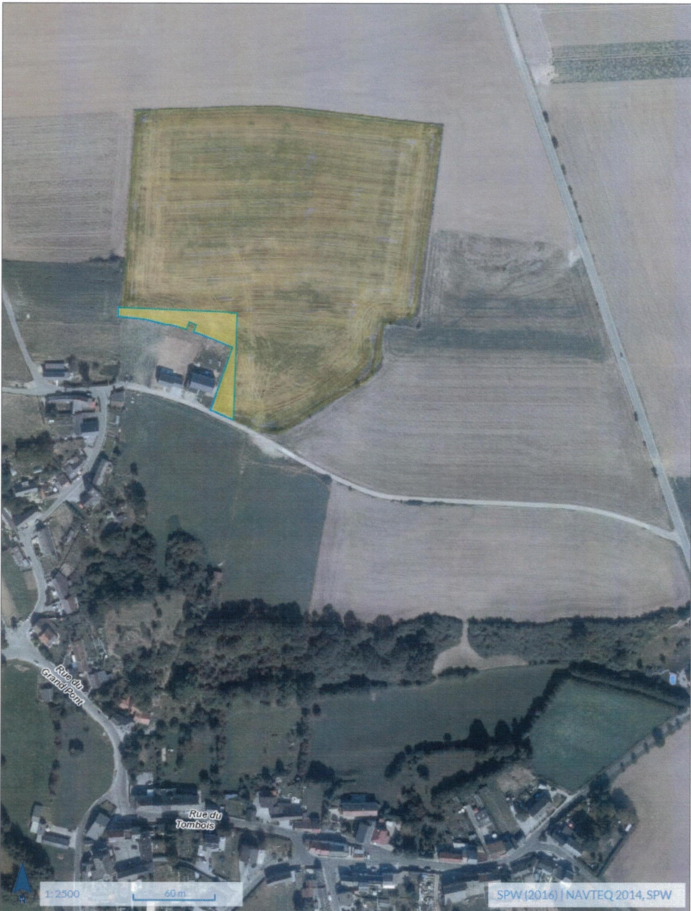 Terres agricoles à Walcourt